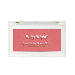 Karmart Shea Butter Sheer Blush Baby Bright 8g