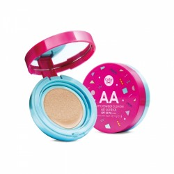 Karmart AA Matte Powder Cushion Oil Control SPF50 PA+++ Cathy Doll 15g