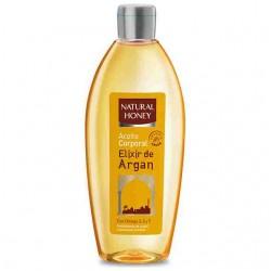 Natural Honey Body Oil Argan 300ml