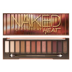 Naked Heat Eyeshadow Palette 55g