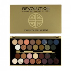 Revolution Fortune Favours The Brave Eye Shadow Palette 16g