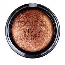 Revolution Vivid Baked Bronzer Rock On World Review 13g