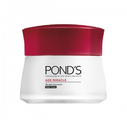 PONDS age miracle retinol - c night cream 50g