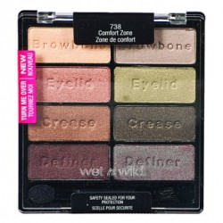 WET N WILD COLOR ICON EYESHADOW COLLECTION 9g