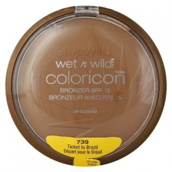 WET N WILD COLOR ICON BRONZER SPF15 13g