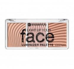 Essence light up your face luminizer palette 14g