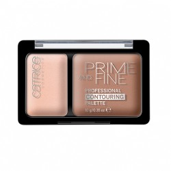 Catrice Prime And Fine Professional Contouring Palette 10g