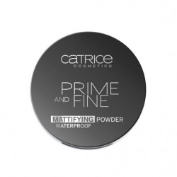 Catrice Prime And Fine Mattifying Powder Waterproof 9g