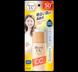 Biore UV Color Control CC Milk SPF50+ PA++++ 30g