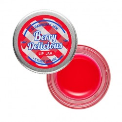 Etude House Berry Delicious Lip jam scrub 15g