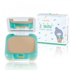 CAMELLA  Baby 2-Way Powder Bright 14g