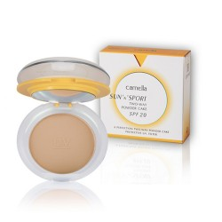CAMELLA SUN SPORT TWO WAY POWDER CAKE SPF20 12g