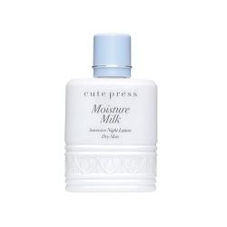 Cute Press MOISTURE MILK INTENSIVE NIGHT LOTION (DRY SKIN) 95g