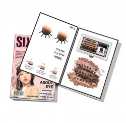 Sixteen 16 Beand Eye Magazing All About Eye #Everyday #Quick&Easy #Boss ot Me 30g