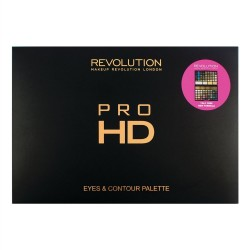 Revolution Pro HD Eyes & Contour Palette 500g