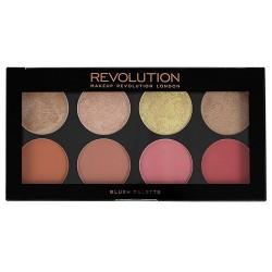 Revolution Blush Palette-Blush Goddess 13g