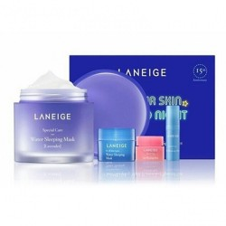 Laneige Wish Your Skin A Good Night Water Sleeping Mask Special Set 100ml