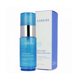 Laneige Water Bank Mineral Skin Mist 30ml.