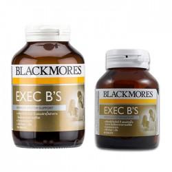 Blackmores Exec B's 120 เม็ด/60 เม็ด