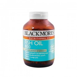 Blackmore FISH OIL 1000 MG 80'S/ขวด