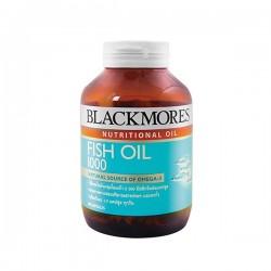 Blackmore FISH OIL 1000 MG 80'S/ขวด