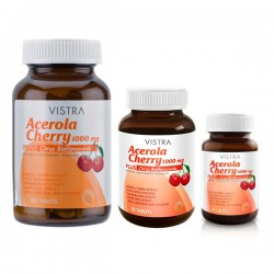 Vistra Acerola cherry 1000MG 100's/ขวด